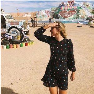 NWOT Realisation Elke Post Modern dress